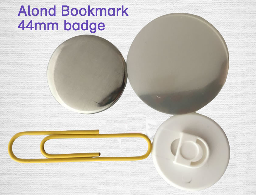 Alond Badge suitable for Badgebee 44mm