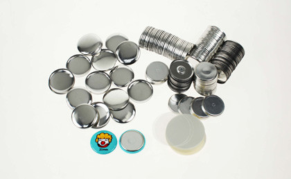 20mm badge with magnet back