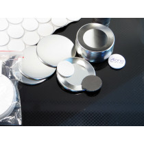 """57mm 2 1/4"""" inch MAGNET badge parts compatible with Badge-a-Minit™ machines, makes 100 badges"""
