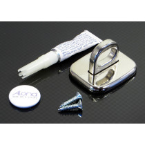 Alond security anchor point, glue or screw on