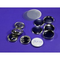 This badge will fit the Badge-a-Minit™ imported 25mm pin-badge machines