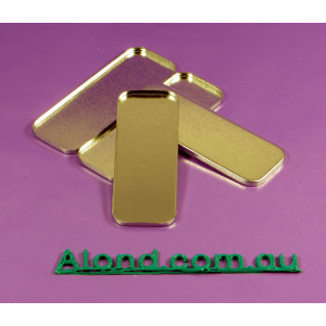 domes (shells) for your 25mm x 70mm name badges