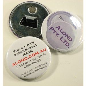 We R Memory Keepers™ Compatible Large bottle (Crown Cap) Magnet Opener