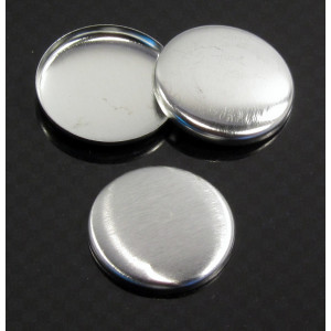 25 mm domes, or badge shells, just in case you need some extra