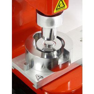 A very rugged and reliable eyelet machine