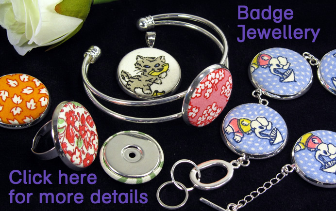 Badge parts Alond jewelry Making